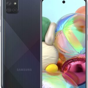Samsung Galaxy A71 black